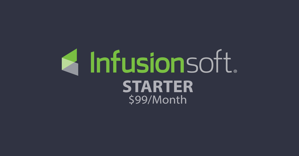Infusionsoft Starter